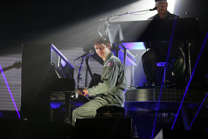 Fotos: James Blunt live in der Festhalle Frankfurt